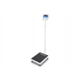 """Balança Eletrônica Médico Hospitalar - 200kgx50g dimensões 40x50cm - Micheletti """"Homologada pelo Inmetro"""""""