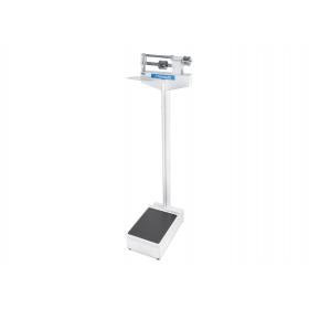 "Balança Mecânica Antropométrica -150kgx100g dimensões 30x40cm - Micheletti ""Homologada pelo Inmetro"""