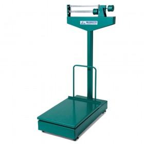 "Balança Mecânica de Piso 300kg - Micheletti ""Homologada pelo Inmetro"""