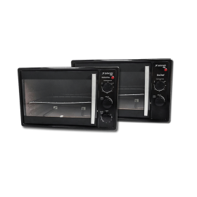 Forno elétrico DuChef/Plus Black 45Lts 220V